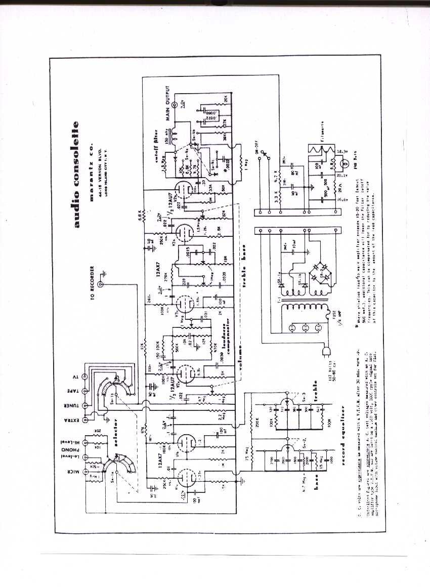 antonio ceretti american vintage audio equipment